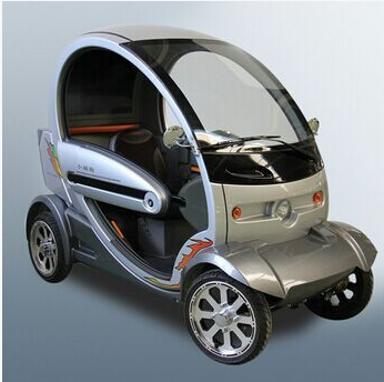4 Wheel Bicycle Car >> Enclosed Heated Mobility Scooter-E Pod - Mobility Plus Pro Mobility Scooters